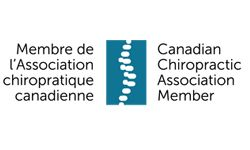Canadian Chiropractic Association Member